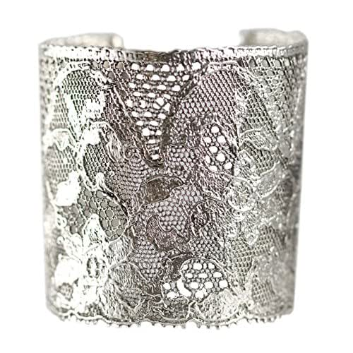 Dorothy cuff - American vintage lace cuff Made in New York City