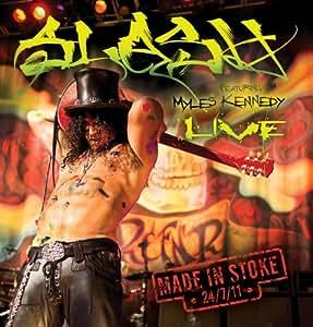 Made In Stoke 24/7/11 [2 CD]