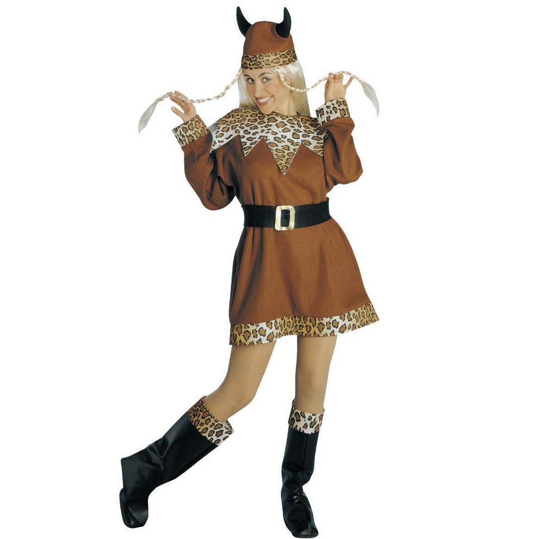 Vikingo Disfraz Mujer Vikingo Disfraz medieval barbarin para mujer Disfraz wikingerin heroína Medieval Disfraz Mar Ladrones Disfraz Bárbaro galos para ...