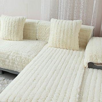 Fine Amazon Com Svio Sofacover Shaggy Modern Simple Sofa Cushion Pdpeps Interior Chair Design Pdpepsorg