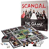 Scandal Board Game Of Intrigue Mystery Trivia- ABCs Hit Show No Looking Back by Cardinal Industries