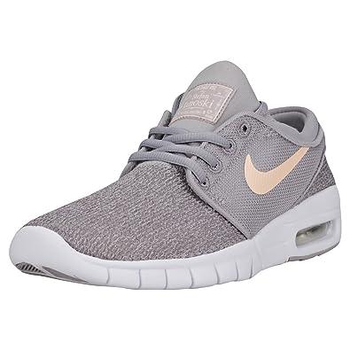 pretty nice 1469f 22796 Nike SB Stefan Janoski Max Gs Kids Trainers  Amazon.co.uk  Shoes   Bags