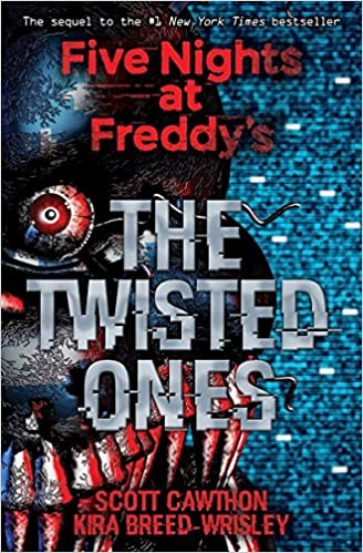 amazon com the twisted ones five nights at freddy s 2
