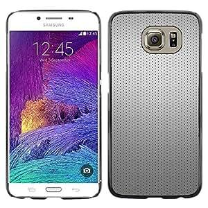 Paccase / SLIM PC / Aliminium Casa Carcasa Funda Case Cover - Simple Pattern 28 - Samsung Galaxy S6 SM-G920