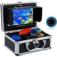 $159 » Eyoyo Portable Underwater Fishing Camera Waterproof 1000TVL Video Fish Finder 7…