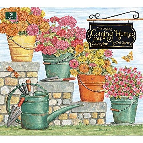 2015 Coming Home Wall Calendar Legacy Publishing [jg]