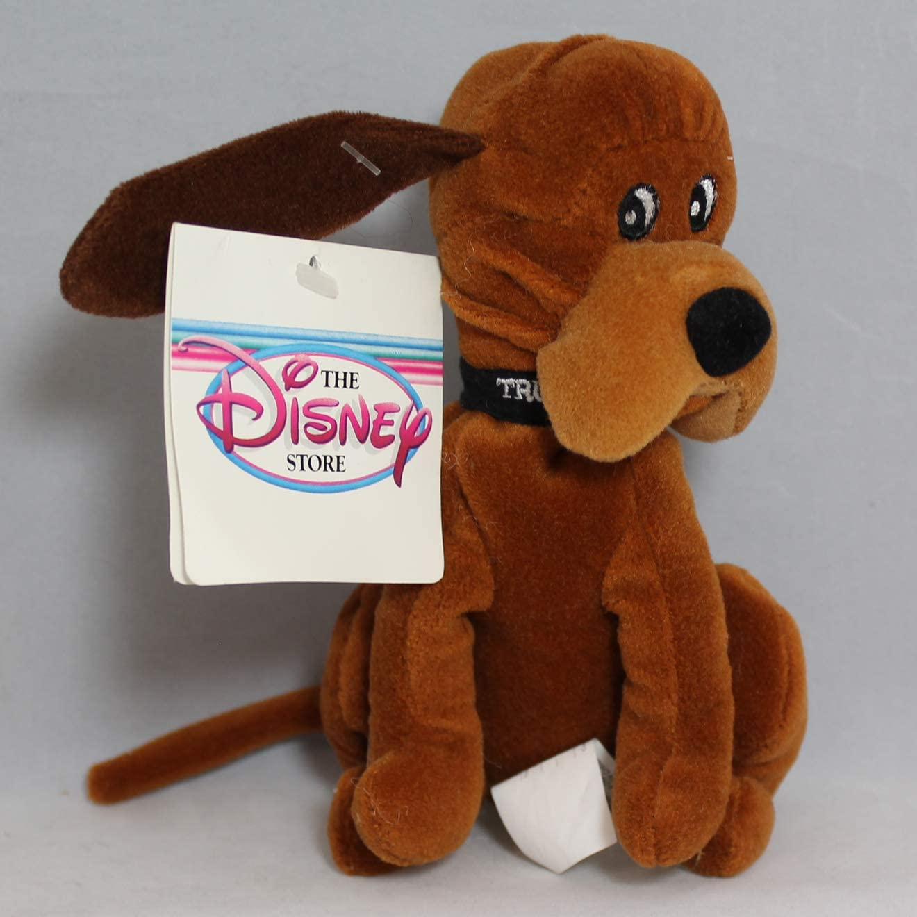 Amazon Com Disney Lady And The Tramp 8 Trusty Plush Toys Games