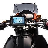 UltimateAddons Guidon pour moto Helix Sangle support + étui pour Garmin Nuvi et le lecteur Série
