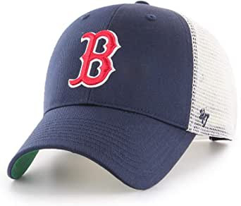 47 Gorras Boston Red Sox Branson Mesh Navy Trucker Brand: Amazon ...