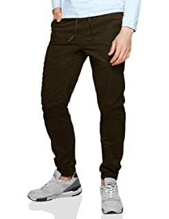 Mens Regular Fit Stretch Cargo Jogger Pant Quality Durables Co