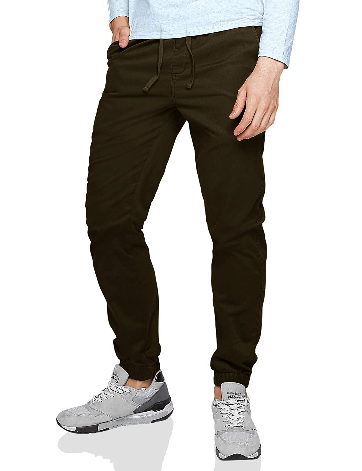 6d68523f99c3 Match Men's Chino Jogger Pants at Amazon Men's Clothing store:
