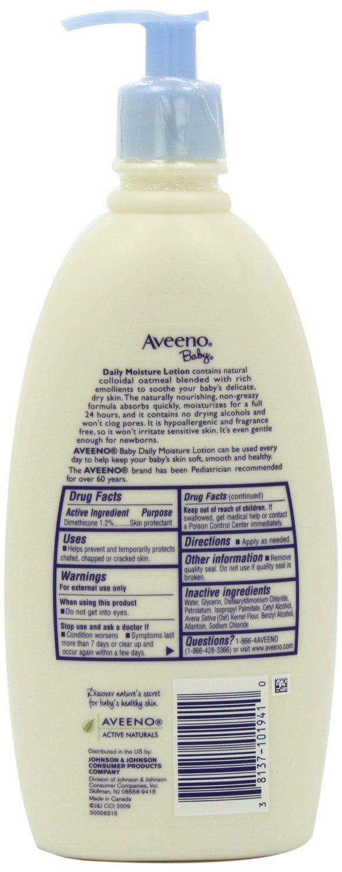 Amazon.com : Crema Humectante Para Piel Seca De Bebe - Para Piel Sensible - Crema Hidratante Para Piel Reseca De Bebe - Hidrata Por 24 Horas - Botella De 18 ...