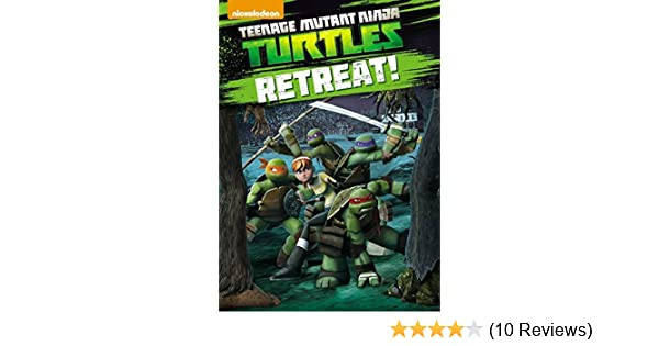 Amazon.com: Teenage Mutant Ninja Turtles: Season 3, Vol. 1 ...