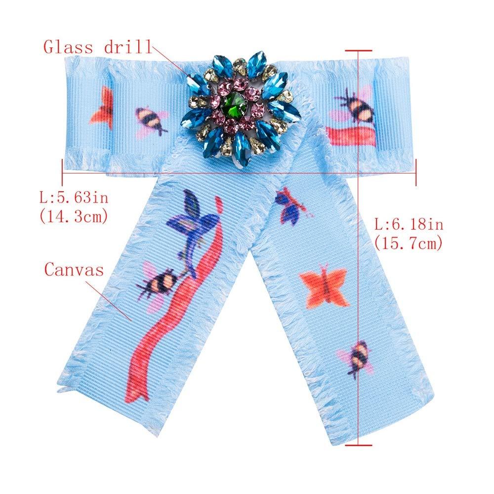 Styhatbag Lady Bow Corbatas Corbata de Lazo preajustada Retra de ...