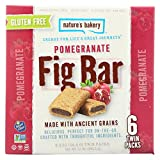 NATURE'S BAKERY, Fig Bar, Original, Gf, Pack of 6, Size 6/2 OZ, (Gluten Free Kosher)