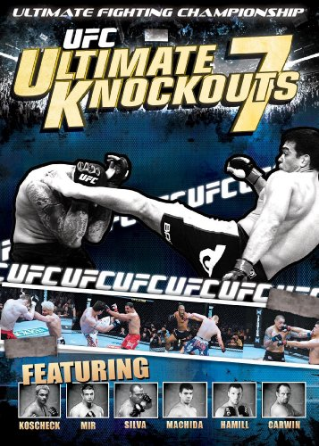 Rampage Electronic (UFC:  Ultimate Knockouts, Vol. 7)