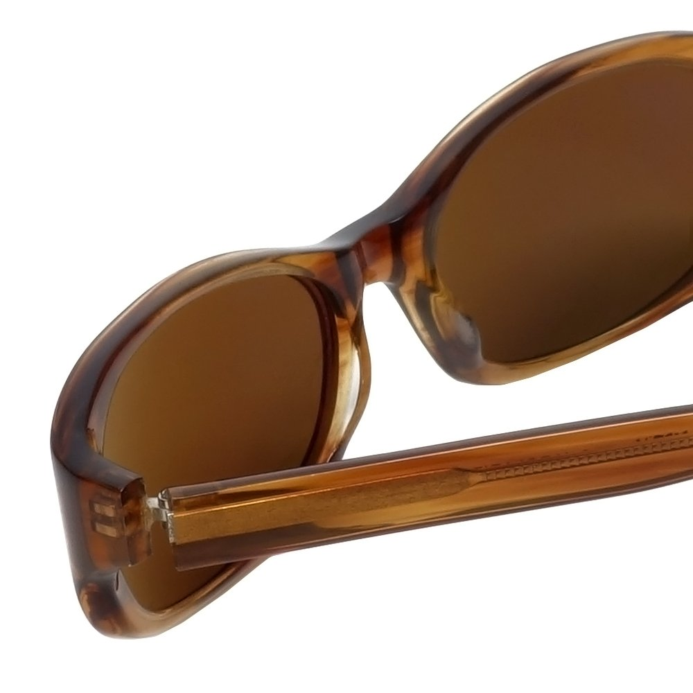 6bc48de06133 Amazon.com  Reptile Polarized Sunglasses- Sauritus - Horn  Gold  Sports    Outdoors