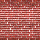 Toys : Brick Wall Backdrop Party Accessory (1 count) (1/Pkg)