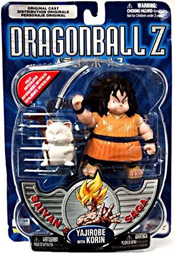 - Dragonball Z Saiyan Saga Action Figure Yajirobe with Korin