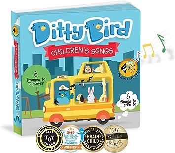 Amazon.com: Nuestro mejor libro interactivo de canciones ...