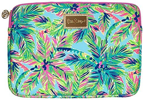 lowest price b1b92 cea98 Lilly Pulitzer Women s Tech Sleeve Island Time Multi No Size: Amazon ...