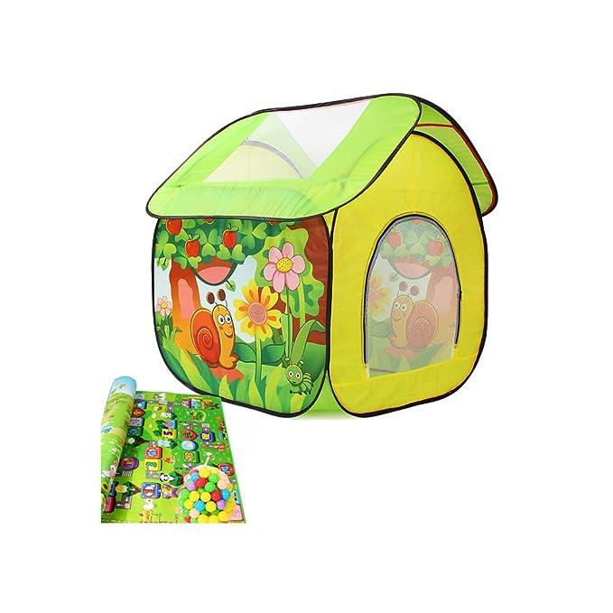 Amazon.com: Tienda de campaña para bebés y niños de 4.0 in ...