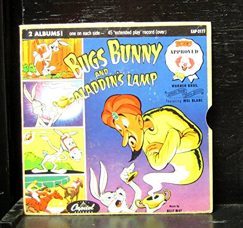- Bugs Bunny and Aladdin's Lamp / Henery Hawk - 7