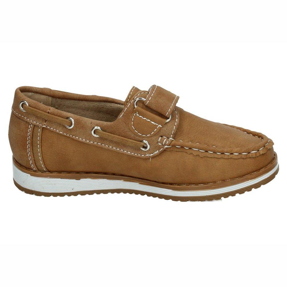 DEMAX NS599B-18 Mocasines DE NIÑO NIÑO Zapatos MOCASÍN: Amazon.es: Zapatos y complementos