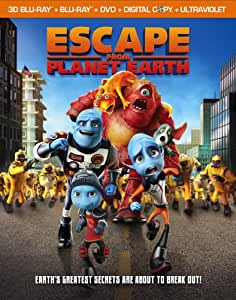 Escape From Planet Earth [Blu-ray] [Import]