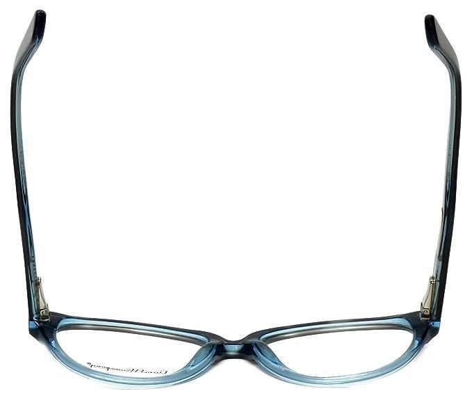 f9d51819ab Amazon.com  Ernest Hemingway Designer Eyeglasses H4672 in Blue Fade 51mm  DEMO LENS  Clothing