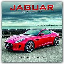 Jaguar Calendar- Calendars 2017 - 2018 Wall Calendars - Car Calendar - Automobile Calendar - Jaguar 16 Month Wall Calendar by Avonside