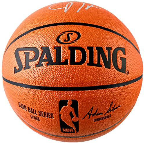 828073eda38 James Harden Signed Autographed Indoor Outdoor NBA Game Ball Series  Basketball TRISTAR COA at Amazon s Sports Collectibles Store