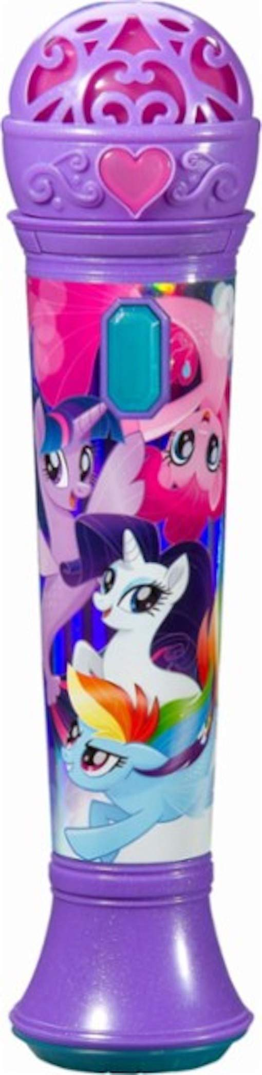 My Little Pony The Movie Sing Along Microphone Purple