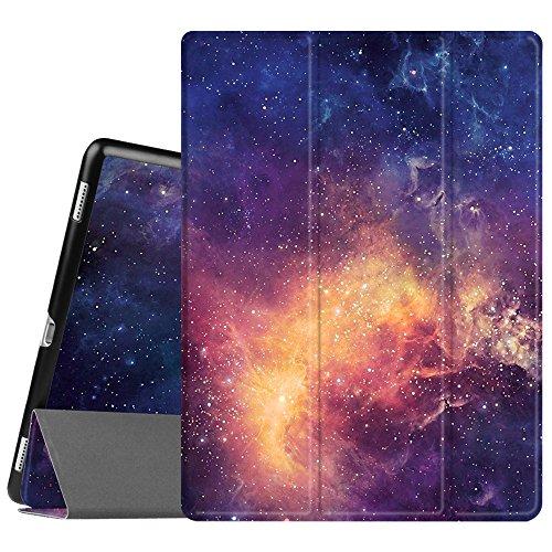 Fintie iPad Pro 12.9 Case - [SlimShell] Ultra Lightweight Standing Protective Cover w/Auto Wake/Sleep Feature for Apple iPad Pro 12.9 (1st Gen 2015) / iPad Pro 12.9 (2nd Gen 2017), Galaxy