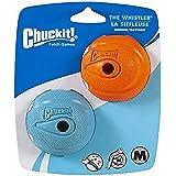 Chuckit! The Whistler - Pelotas, Multicolor, Mediano