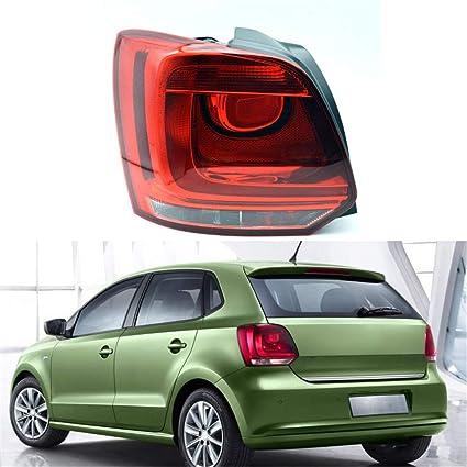 Clidr - Luz trasera para VW Polo 6R Hatchback 2009 2010 2011 2012 ...
