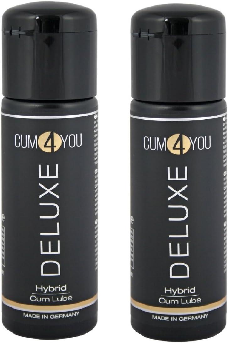 Cum4YOU Deluxe - Hybrid Gleitgel/Gleitmittel - künstliches