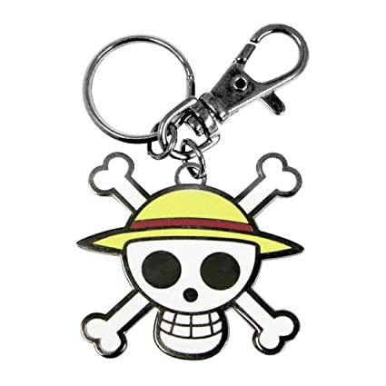 Llavero One Piece - Skull-Luffy/Calavera: Amazon.es: Hogar