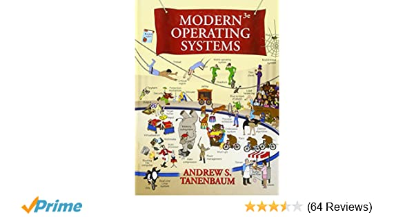 Modern operating systems 3rd edition andrew s tanenbaum modern operating systems 3rd edition andrew s tanenbaum 9780136006633 amazon books fandeluxe Choice Image