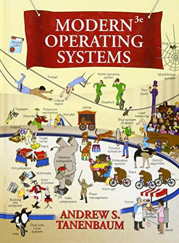 Modern Operating Systems (3rd Ed...