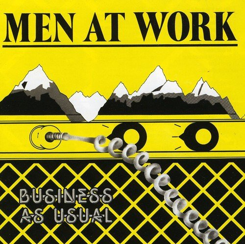 Cd Album Works - Business As Usual