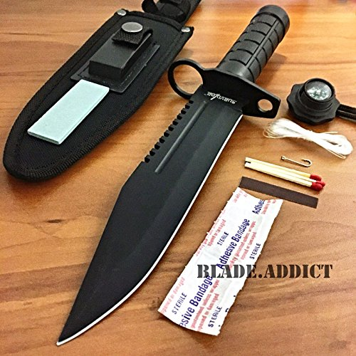 12 inch fixed blade knives - 7