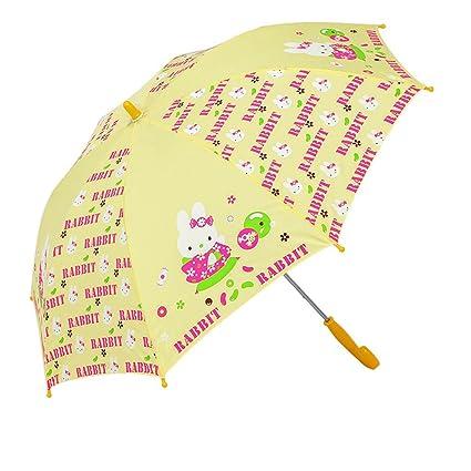 QI FANG BUSINE Paraguas Plegables Sombrilla Larga para Niños Sombrilla para Niños Sombrilla para Niños Seguridad
