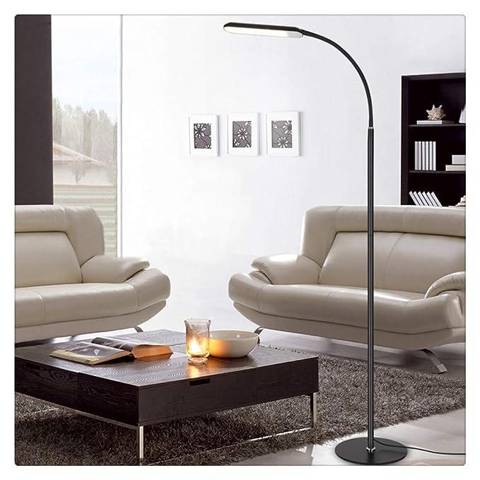 Amazon.com: Kanzd - Lámpara de pie LED para lectura y ...