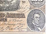 Confederate Money Ten Dollar Bill