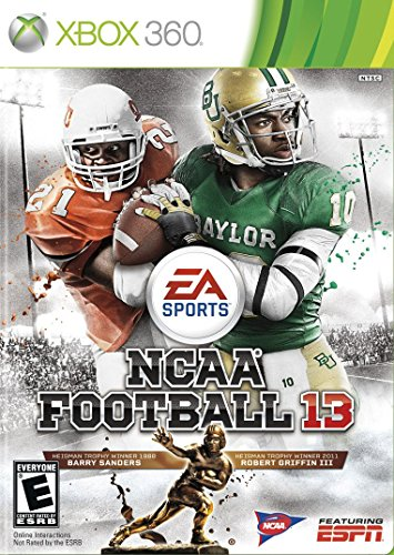 NCAA Football 13 - Xbox 360 (Renewed)