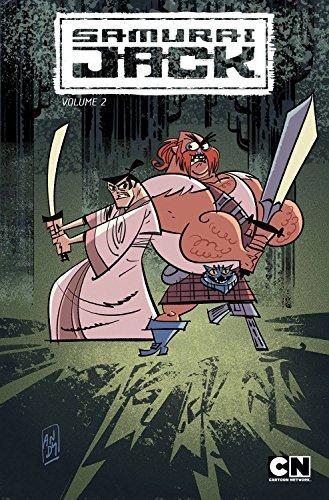 samurai jack scotsman - 9