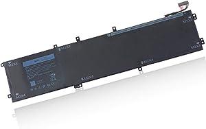 11.4V 84Wh 4GVGH Laptop Battery for Dell XPS 15 9550 Dell Precision 5510 Part Number 1P6KD 01P6KD 4GVGH T453X 062MJV M7R96 451-BBUX P56F P56F001 0T453X 1P6KD 01P6KD