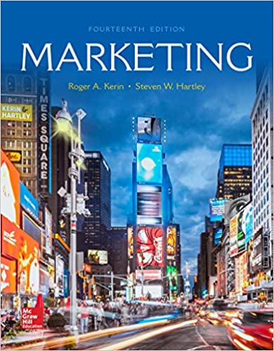 Marketing by Hartley/Kerin