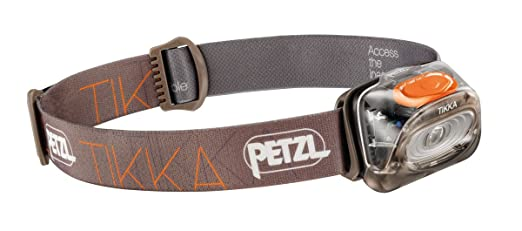 87 opinioni per Petzl, Lampada frontale LED